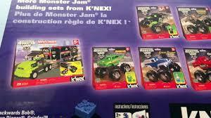 MONSTER JAM Monster Trucks Grave Digger Vs. Maximum Destruction Knex ...