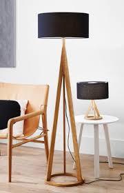 Dexter Floor Lamp Crate And Barrel by Copenhagen Floor Lamp In Teak Beacon Lighting Home Decoration