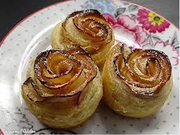 desserts facile et rapide feuilletée aux pommes recette facile et rapide pour un