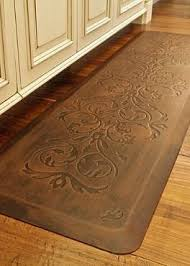 Tuscan Style Mat For The Kitchen Prepare Meals In Comfort Atop Frontgate That Boasts A Thick Elastomeric And Resilient Core Helps