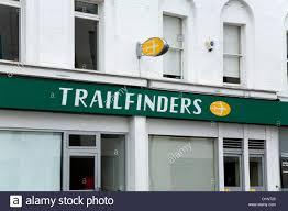 Travel Agent Office Bureau Shop Of Trailfinders Limited 48 Earls Court Road London W8 6FT UK