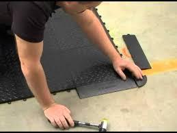 assembly for the gladiator皰 tile flooring