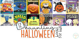 Childrens Halloween Books Read Aloud by 12 Haunting Halloween Books For Kids With Teaching Ideas Mrs