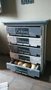 Pallet Projects To Use Around The Homestead Storage Rack Pallet