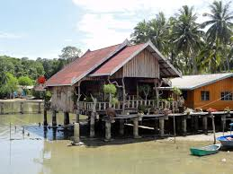 2 3 Bedroom Houses For Rent by 3 Bedroom House On Stilts For Rent Bang Bao Koh Chang
