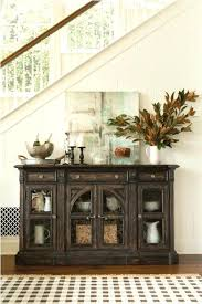 Sideboard Decor Image Of Blue Dining Room