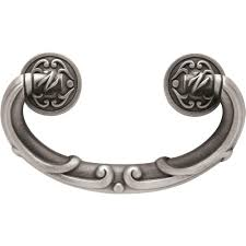 Gliderite Pewter Braided Cabinet Pulls by Handle Bar Pull Pewter Liberty Drawer Pulls Cabinet
