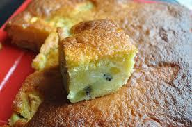 dessert aux kiwis facile moelleux tutti frutti pomme orange banane kiwi cuisine