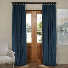 108 Inch Blackout Curtains White by Curtains U0026 Drapes Window Treatments The Home Depot