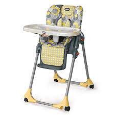 chicco high chair decor gray and yellow pinterest