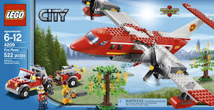 100 Lego Fire Truck Games Magrudycom LEGO CITY Forest Kids Playset W Plane