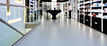 Poured Rubber Flooring Residential by Resin Flooring London