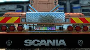License Plate Color Change - Solved Topics - TruckersMP Forum