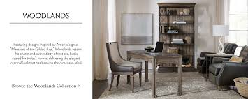 Living, Office & Bedroom Furniture | Hooker Furniture Modern Kitchen Ding Tables Allmodern Ding Nuevo Living Astra Chair Cyrise By Wayfair Nika King Dinettes Satine Luca Clara In White Hgtb324 Valentine Black Naugahyde W Brushed Gold Arms Frame Fniture