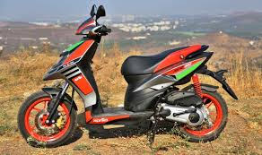 Aprilia SR 150 Race First Ride Review