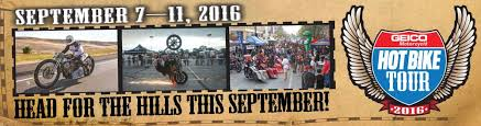 geico motorcycle presents hot bike tour 2016 day four preview