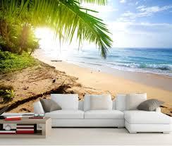 küste wellen meer sand strand natur fototapete wohnzimmer tv sofa wand schlafzimmer restaurant küche wandbild papel de parede