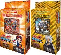 buddyfight trial deck 5 future card buddyfight set of both dominant dragons savage steels