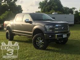 2015-2016 F150 4WD BDS 6