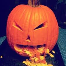Pumpkin Guacamole Throw Up Buzzfeed by Drunk Pumpkin Throwing Up If I Did Not Have Children At Home