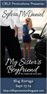 CBLS Book Barrage My Sisters Boyfriend
