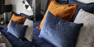 farbenfroher mix orange blau instashop