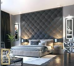 Bedroom Feature Wall Ideas Wallpaper Textured Paint Designs Accent