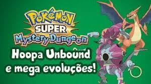 Majin Lamp Super Mystery Dungeon pokemon super mystery dungeon hoopa