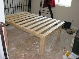 uncategorized diy platform bed do it yourself platform bed how