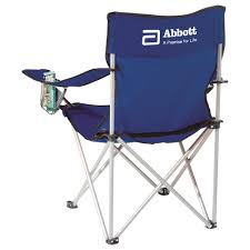Fanatic Event Folding Chair, SM-7765, 1 Colour Imprint
