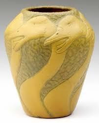 566 best van briggle artus art pottery matte images on