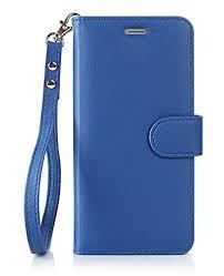 iPhone 7 Case FYY [RFID Blocking wallet] 100% Handmade Wallet
