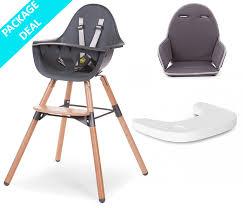 Childwood Evolu 2 High Chair - Complete Package