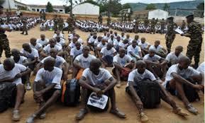 bureau de recrutement gendarmerie madagascar matin recrutement d élèves gendarmes le secrétaire d