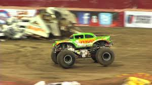 Monster Jam - Avenger Monster Truck Freestyle From Indianapolis ...