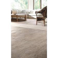 marazzi montagna dapple gray 6 in x 24 in porcelain floor and