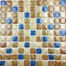 TopFrom Jingdezhen City Ceramic Kiln Mosaic Wall Ground Tile Puzzle Mirror Background
