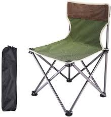 Outdoor Camping Portable Folding Chair Fishing Chair Folding Stool ...