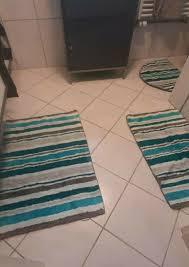 bad garnitur set badezimmerteppiche badezimmervorleger badteppich