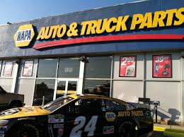 See The NAPA AUTO PARTS Assurance Of Quality Chevy Up Close ...