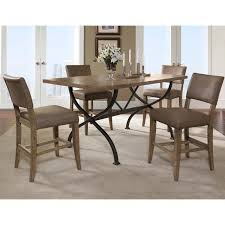5 Piece Counter Height Dining Room Sets by Hillsdale Cameron 5 Piece Counter Height Rectangle Wood Dining