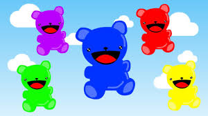 Gummy Bear Clipart Animated 1