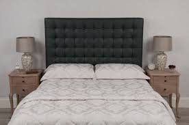 Black Leather Headboard With Crystals by Crystal Barcelona Leather Headboard Love Leather