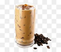 Iced Coffee PNG Transparent Clipart Free Download