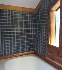 Tiling A Bathtub Alcove by How To Tile A Bathroom Hunker