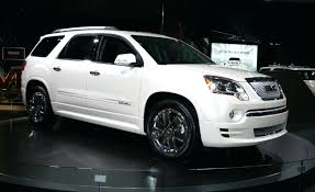 2012 gmc acadia denali for sale by owner towing capacity in