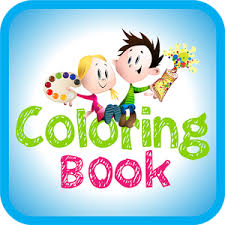 Kids Learning Android Apps Colouring Book
