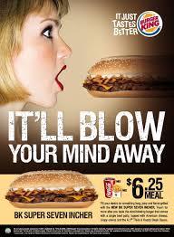 siege burger king bk s seven incher hamburger bomb
