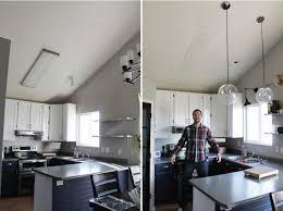 the new kitchen lighting or fluorescent be chris