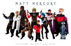 Poster Of Cast From The Matt Mercury Movie Currently In Post Production Is